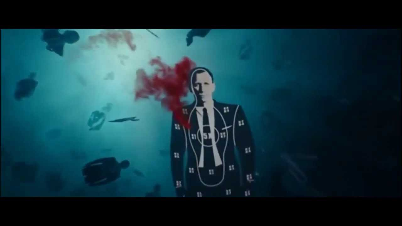 Falling Money Wallpaper Hd Skyfall Opening Credits Hd Youtube