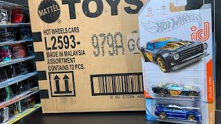 Lamley Unboxing: Hot Wheels 2020 US A Case w/ HWid Chase & Treasure Hunt!