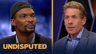 Chris Bosh on Cavs' lack of defense vs Warriors, KD's progression and LeBron | NBA | UNDISPUTED