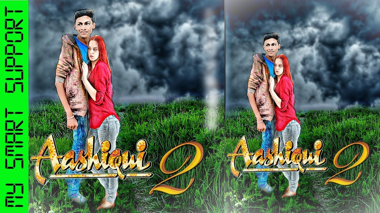 aashique 2 movie poster editing in picsart on android film poster