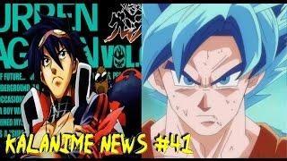 Noticias Anime #41 / Nuevo manga de Tengen Toppa Gurren Lagann / Goku Peliazul!