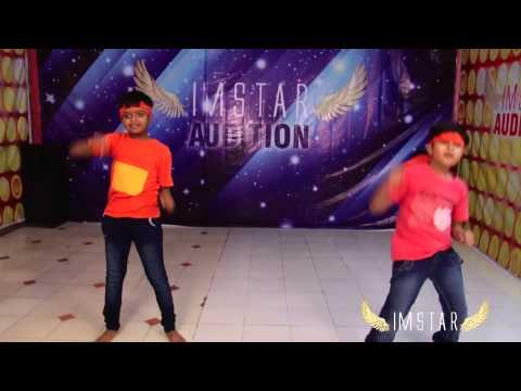 ABCD 'Ganpati Bappa Moriya'  IMSTAR Auditions  Mehsana Vajra & Nil Dance  CNO 345