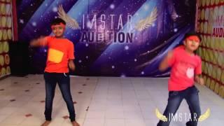 ABCD 39Ganpati Bappa Moriya39 IMSTAR Auditions Mehsana Vajra amp Nil Dance CNO 345