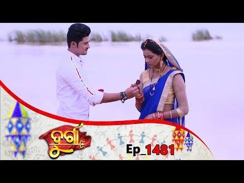 Durga | Full Ep 1481 | 9th Sep 2019 | Odia Serial – TarangTV