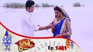 Durga | Full Ep 1481 | 9th Sep 2019 | Odia Serial - TarangTV