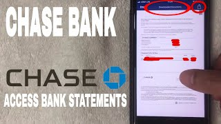 ✅  How To Find Chase Bank Statements On Mobile App 🔴