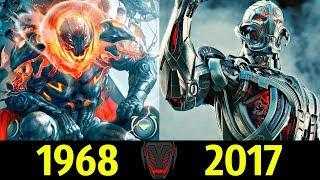 ✅ Альтрон - Эволюция (1968 - 2017) ! Все Появления 💀!