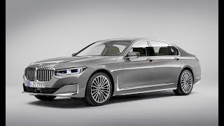 2020 BMW 7 Series exterior design