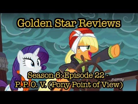 Golden Star Reviews - P. P. O. V. (Pony Point of View)