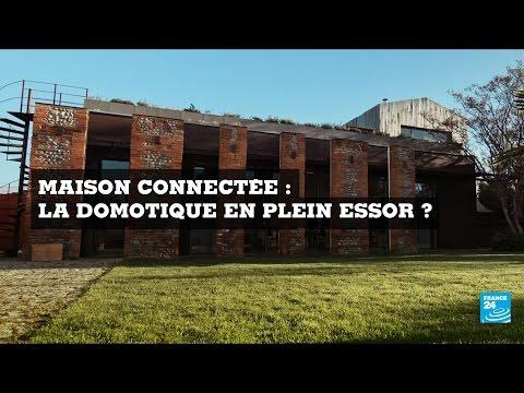 INNOVATION - Maison connectée : La domotique en plein essor ?