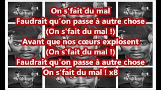 Black M - On S'fait Du Mal Paroles Lyrics