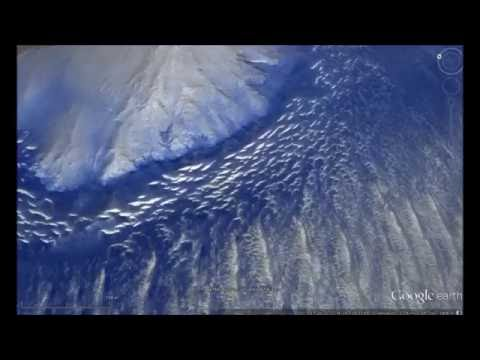 Trovato Oceano d'acqua su Marte con Google Earth - VIDEO