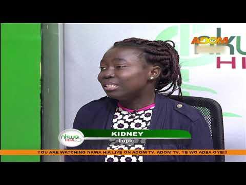 Kidney - Nkwa Hia on Adom TV (11-4-20)