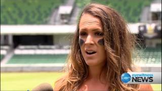 WA Angels - Legends Football League - TEN News - December 19, 2013