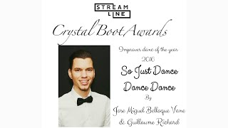SO JUST DANCE DANCE DANCE LINE DANCE (JOSE MIGUEL BELLOQUE VANE) STREAMLINE WEEK 13