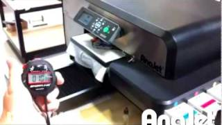 mPower Prints in 16 seconds flat!