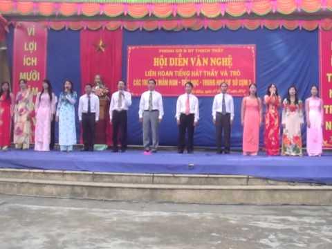 Tự hào nhà giáo Việt Nam