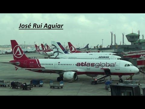 Istanbul Ataturk Airport Handling Landings Takeoffs Atatürk Havalimani