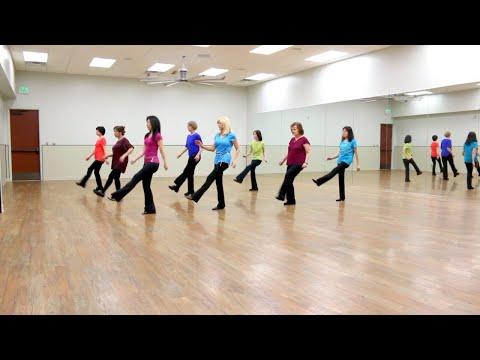 Miss Congeniality - Line Dance (Dance & Teach In English & 中文)