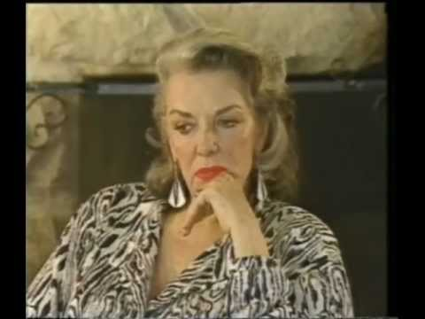 Marilyn Monroe - Robert Mitchum And Jane Russell Interview