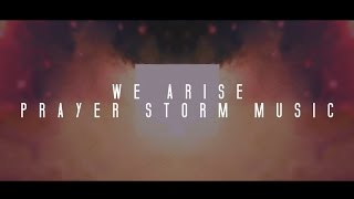 We Arise (Lyric Video) || James Aladiran || We Declare War