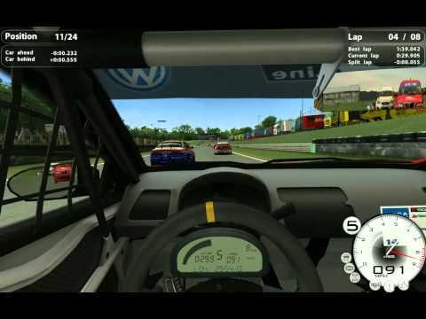 Brands Hatch - Race 07 - STCC 2 - VW |