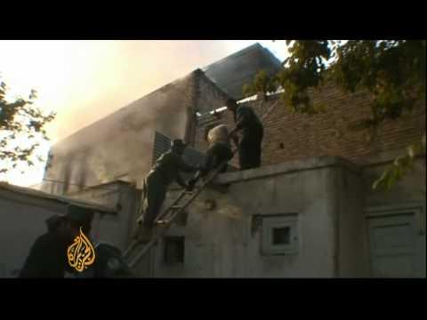 UN staff killed in Kabul attacks - 28 Oct 09