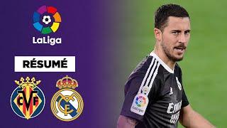 Résumé : Après sa défaite contre Valence, le Real Madrid cale contre Villarreal !