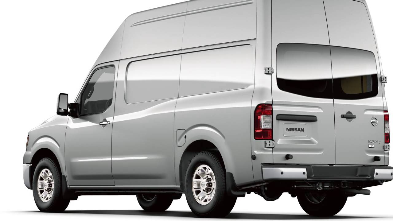 2016 Nissan Nv Cargo Van Voice Guidance If So Equipped