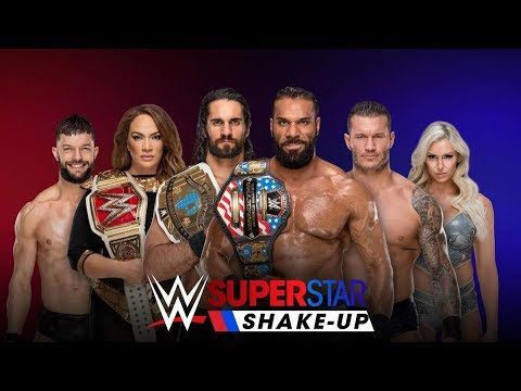 WWE Raw Superstar Shake-Up 2018 Live Reactions