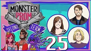 Gina, Jake, and Allison play Monster Prom: Second Term DLC. Like wh...