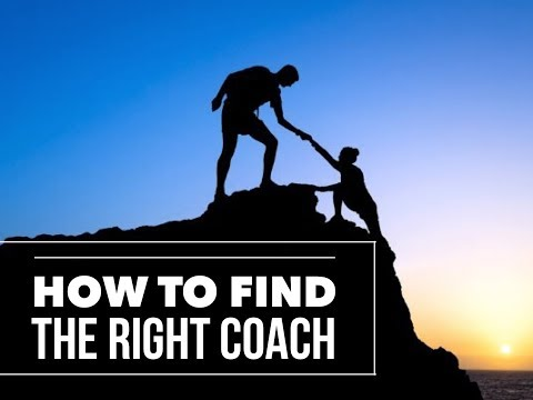 How to find the right coach [Top Books, Coaches, & More]