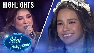 Idol Judges, humanga sa pinagdaanan ni Zephanie | The Final Showdown | Idol Philippines 2019