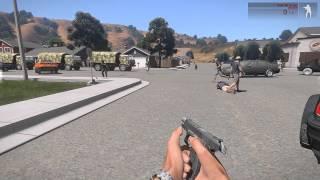 EPIC ARMA-  Zombie Evacuation