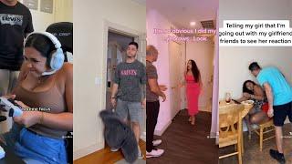 Ultimate Couple Pranks \u0026 Goals 😮 😂 || Tik Tok Compilation 2021 || TikTok Couple Pranks #32