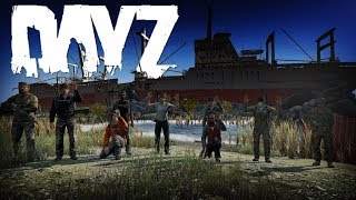 DAYZ, ROBLOX & FRIDAY THE 13TH (CROSSOVER STREAM) LATE NIGHT, CHILLING & POSITIVE VIBES!!! *FUNNY*