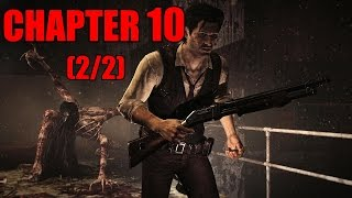 The Evil Within Walkthrough Chapter 10 - The Craftsman