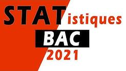 STATISTIQUES bac MATHS - SCIENCES-ECONOMIE-INFORMATIQUES- TECHNIQUE 2020