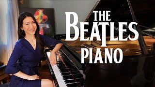 Ticket to Ride (Beatles) Piano Cover