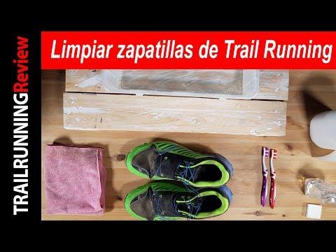 Trail Zapatillas RunningYoutube Tus Cómo Limpiar De BodxeC