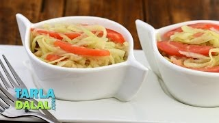 Raw Mango Salad By Tarla Dalal