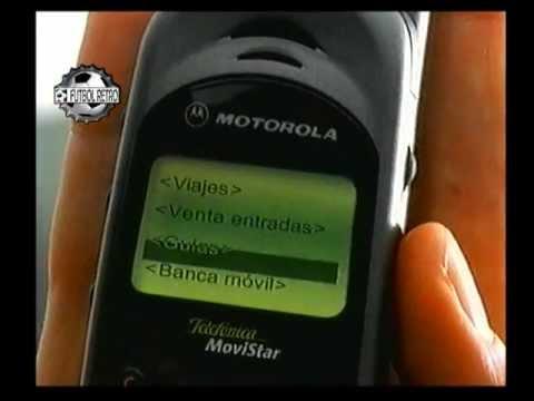 Download Publicidad E MOCION MOVISTAR España 2000 FUTBOL RETRO TV