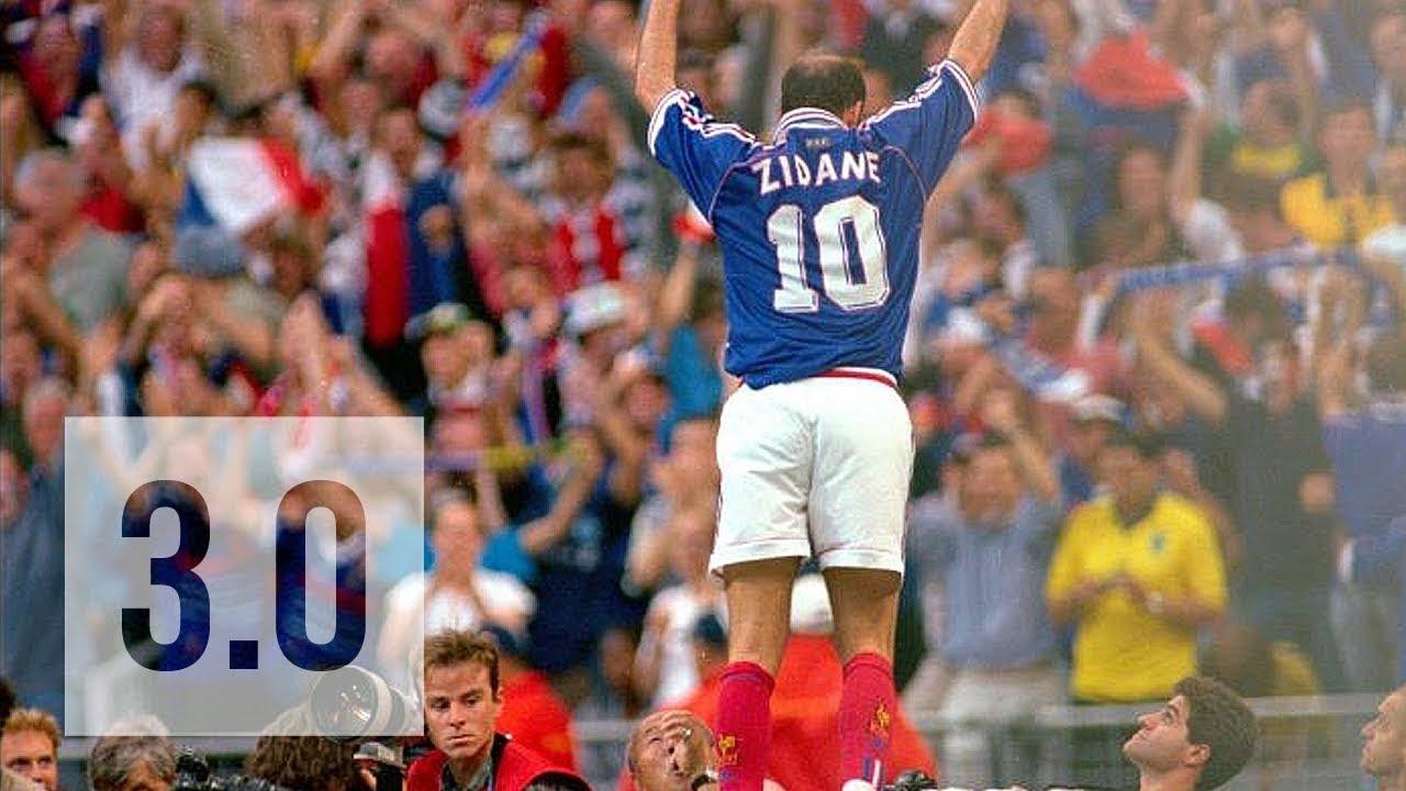 Les 10 matchs les plus Marquants de l'Équipe de France ! 3.0
