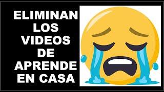 Gambar cover ME ELIMINAN APRENDE EN CASA