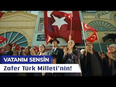 Zafer Türk Milletinin! - Vatanım Sensin 59. Bölüm - Final