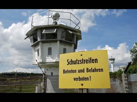 Little Berlin: Die Mauer im 50-Seelen-Dorf Mödlareuth
