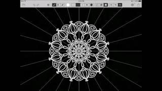 Kaleidoscopic Drawing   Amaziograph