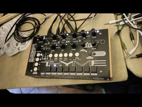 Superbooth 2017: Bastl Thyme, unique effects processor