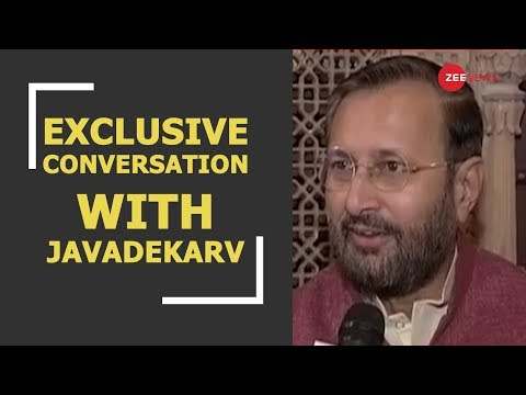 Zee News in exclusive conversation with Union HRD Minister Prakash Javadekar Mp3