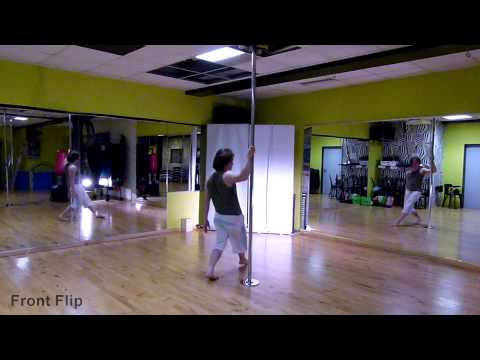Pole Dance - Front Flip Vol. 5.10